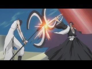 Блич   Ноитора и Кенпачи   Bleach   Nnoitora vs Kenpachi