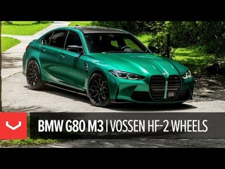 BMW G80 M3 Competition | Vossen Hybrid Forged HF-2