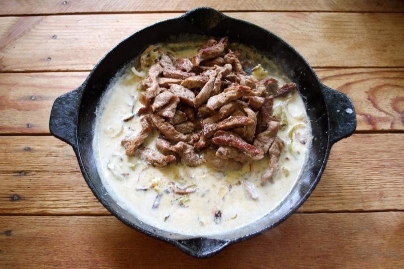 Макароны великолепно сочетаются с сыром и болгарским перцем., изображение №4